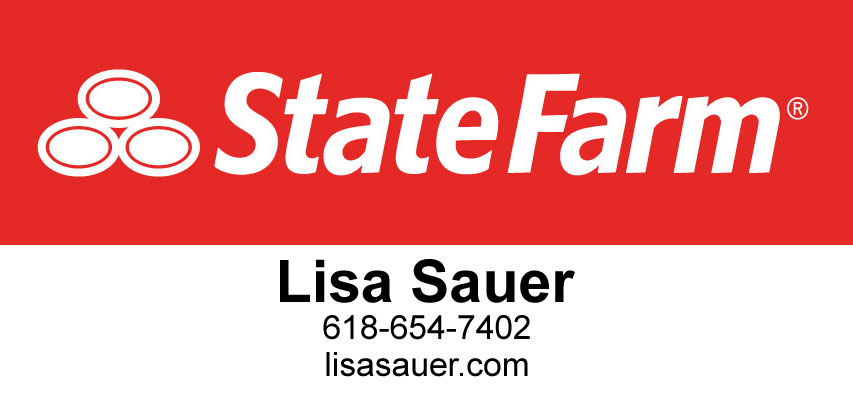 State Farm Agent Lisa Sauer is a Sponsor of the St Jacob UCC Strawberry Festival